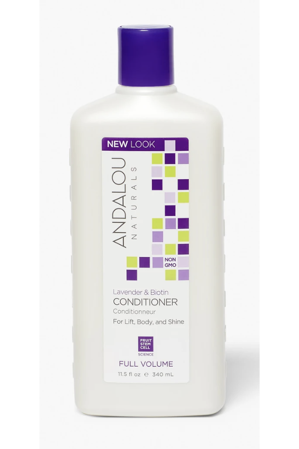 Andalou Lavender & Biotin Full Volume Conditioner 340mL