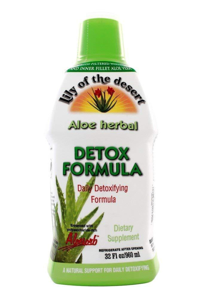 Lily of the Desert Aloe Herbal Detox Formula 946ml