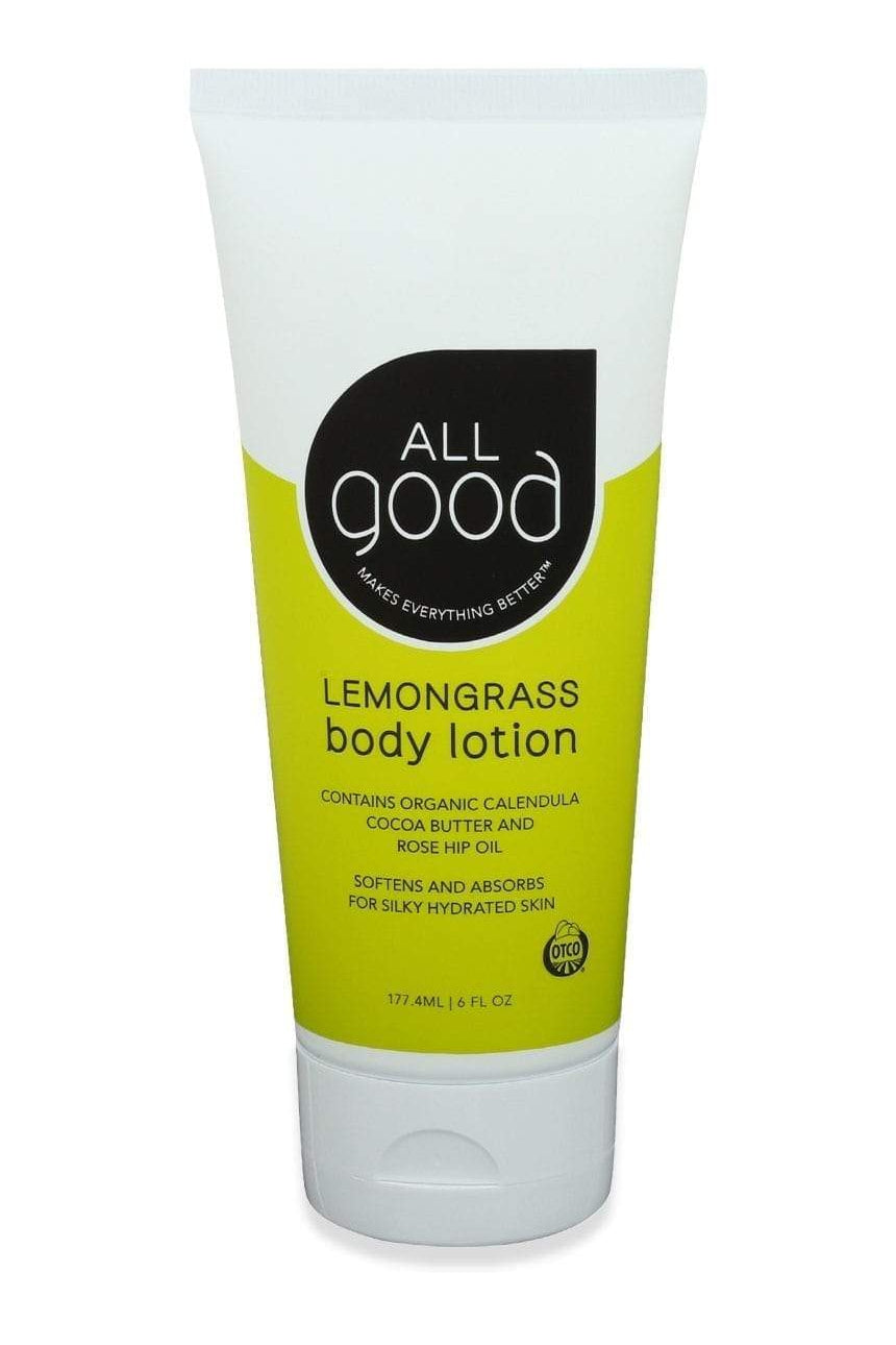 All Good Lotions - Lemongrass 177 ml
