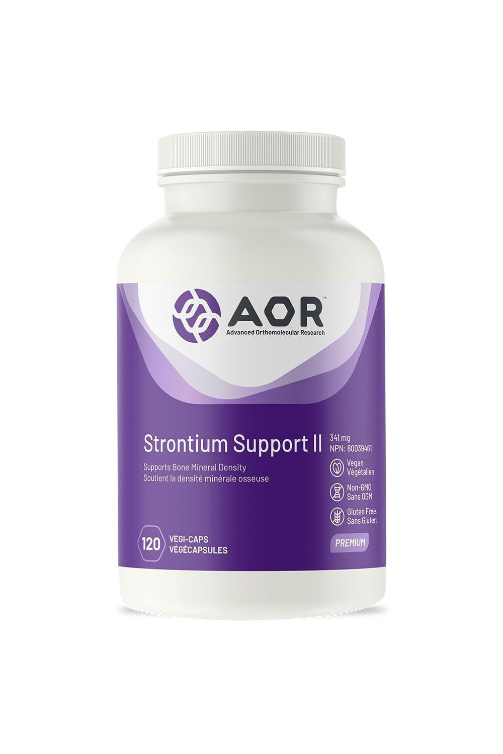 AOR Strontium Support II 120s