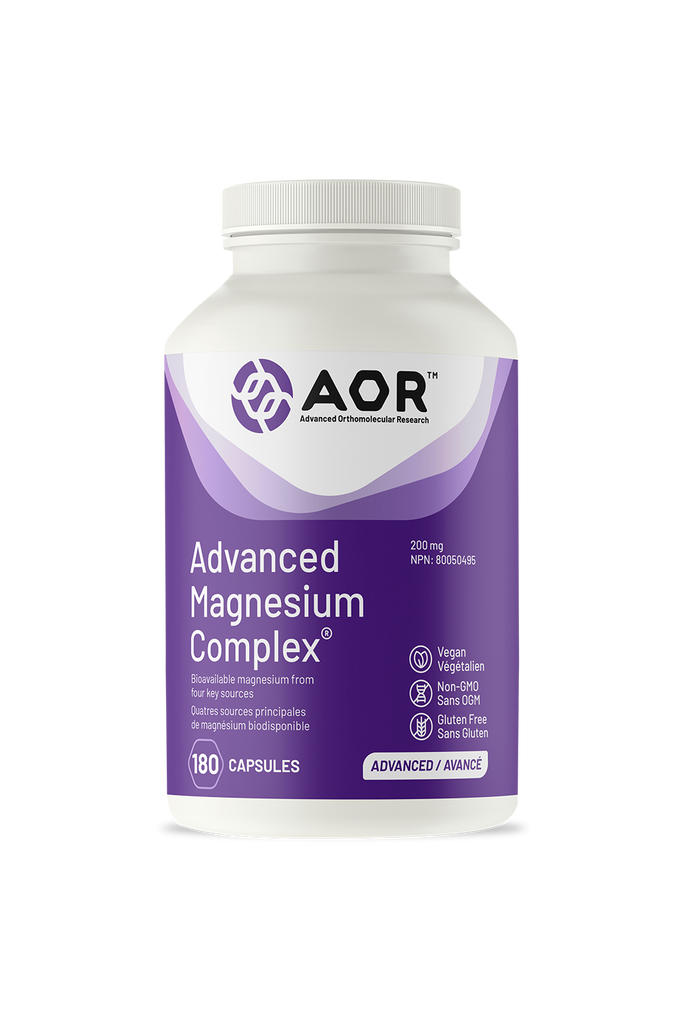 AOR Advanced Magnesium Complex 180s