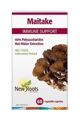 New Roots Maitake 60s