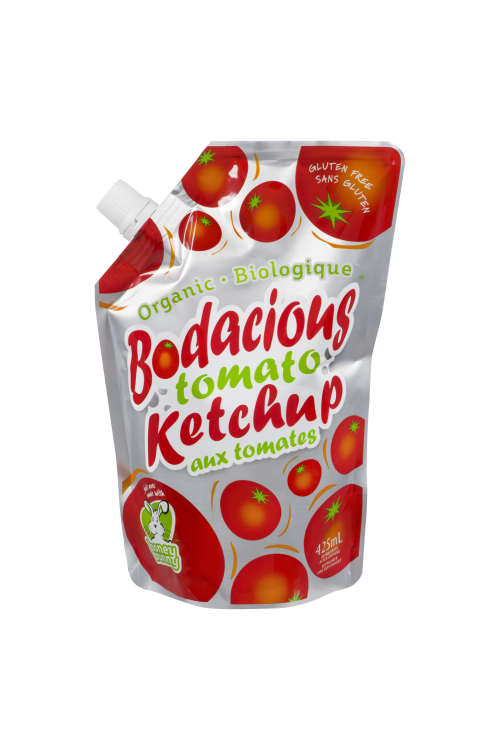 Honey Bunny Bodacious Tomato Ketchup 425ml
