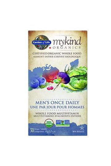 Garden of Life mykind Men's Once Daily Multivitamin 30s