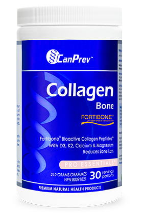 CanPrev Collagen Bone Powder 210g