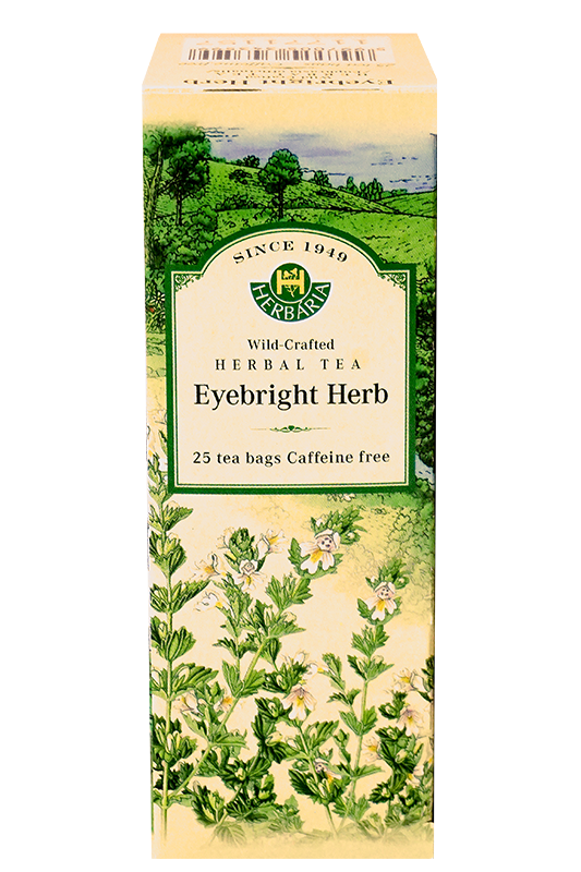 Herbaria Eyebright Tea 25s