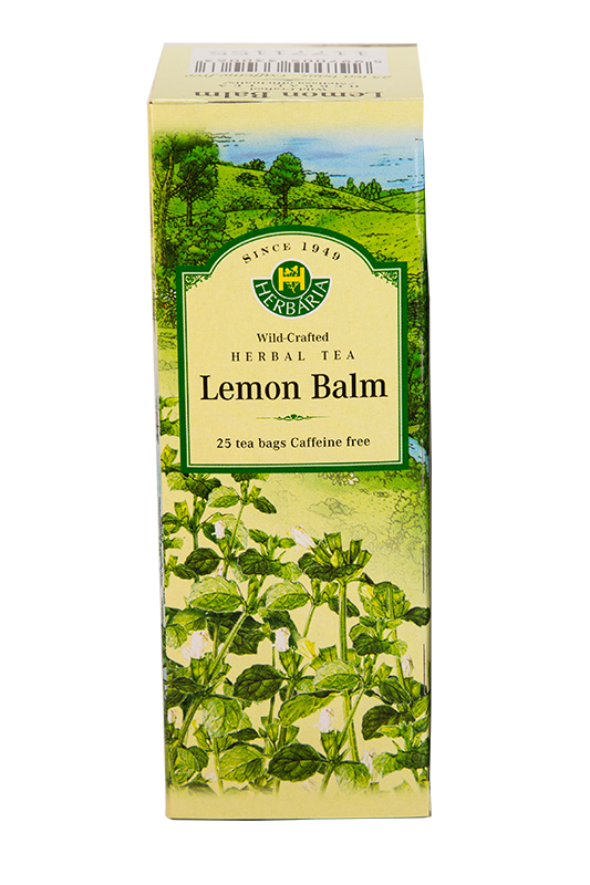 Herbaria Lemon Balm Tea 25s