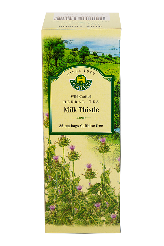Herbaria Milk Thistle Tea 25s
