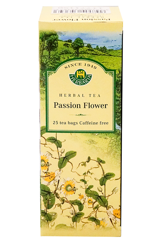 Herbaria Passion Flower Tea 25s