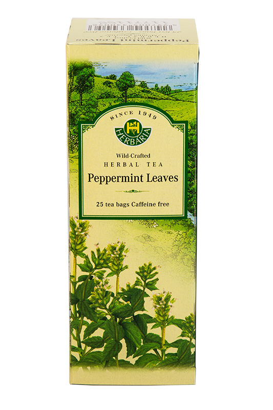 Herbaria Peppermint Tea 25s