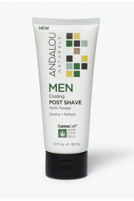 Andalou Men Cooling Post Shave