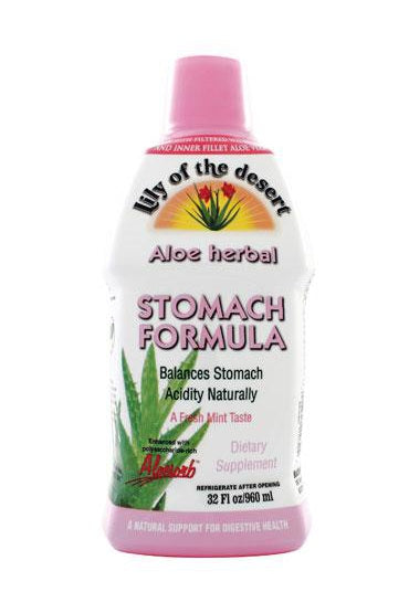 Lily of the Desert Aloe Herbal Stomach Formula 946ml