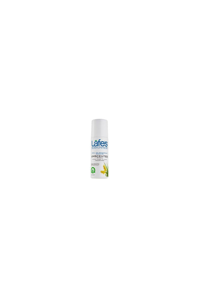 Lafes Roll On Unscented 73ml