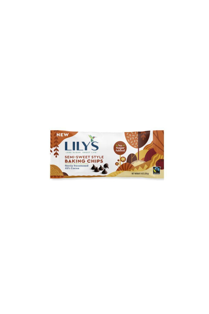 Lilys Semi-Sweet Baking Chips 255g
