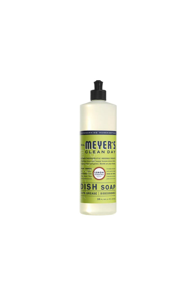 Mrs Meyer's Dish Soap Lemon Verbena 473ml