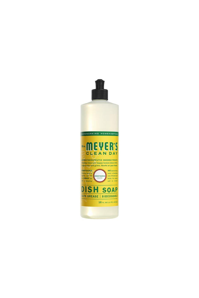 Mrs Meyer's Dish Soap Honeysuckle 473ml
