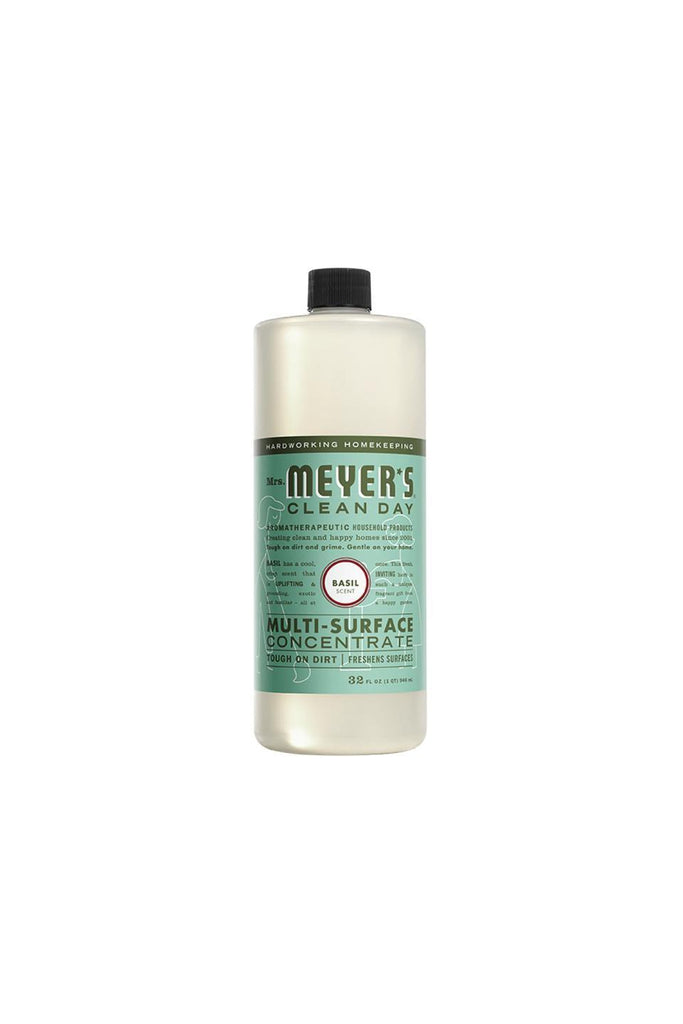 Mrs Meyer's Multi-Surface Cleaner Basil 946ml