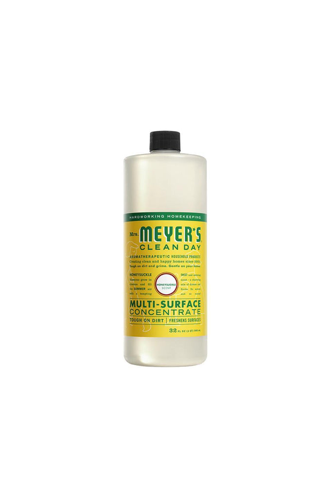 Mrs Meyer's Multi-Surface Cleaner Honeysuckle 946ml
