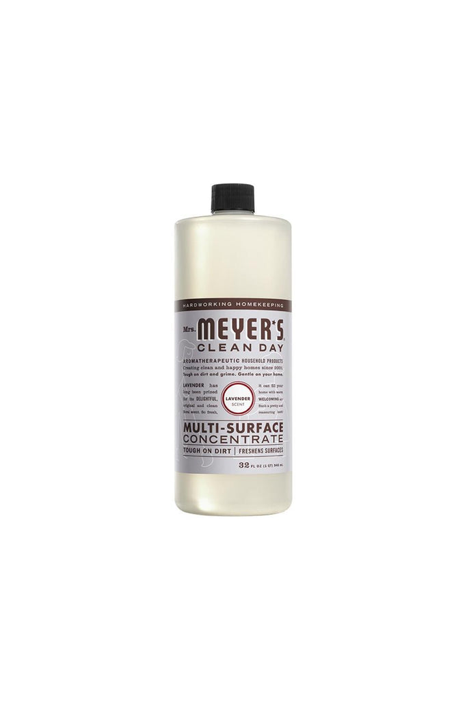 Mrs Meyer's Concentrate Multi-Surface Lavender 946ml