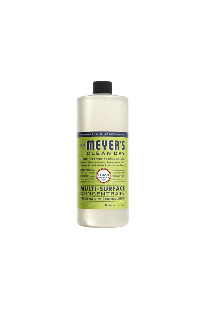 Mrs Meyer's Concentrate Multi-Surface Lemon Verbena 946ml