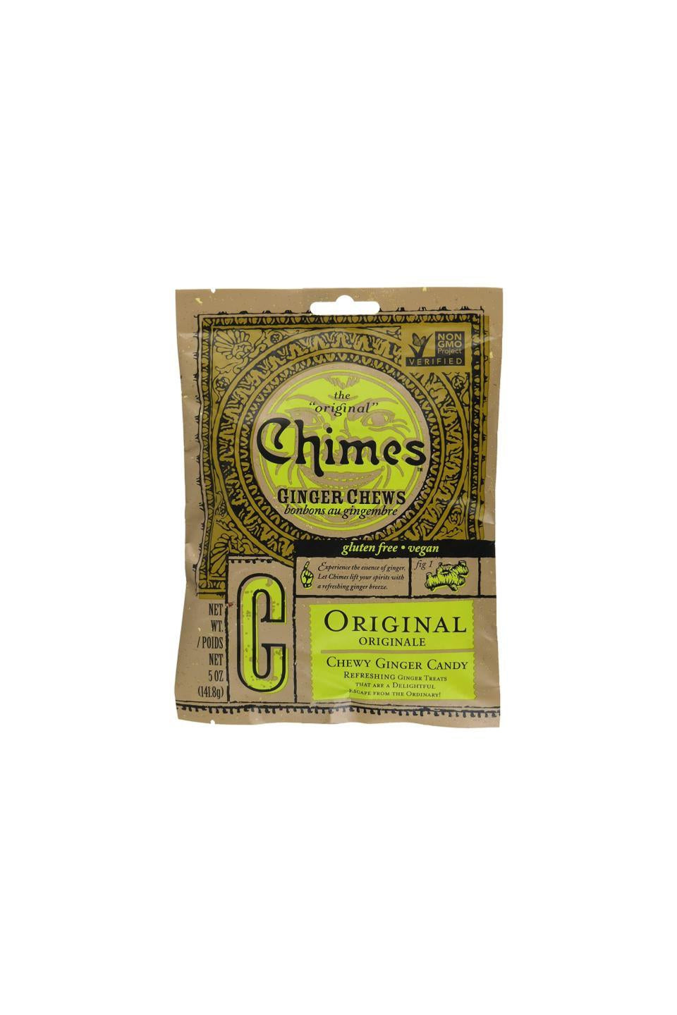 Chimes Original Ginger Chews 141.8g
