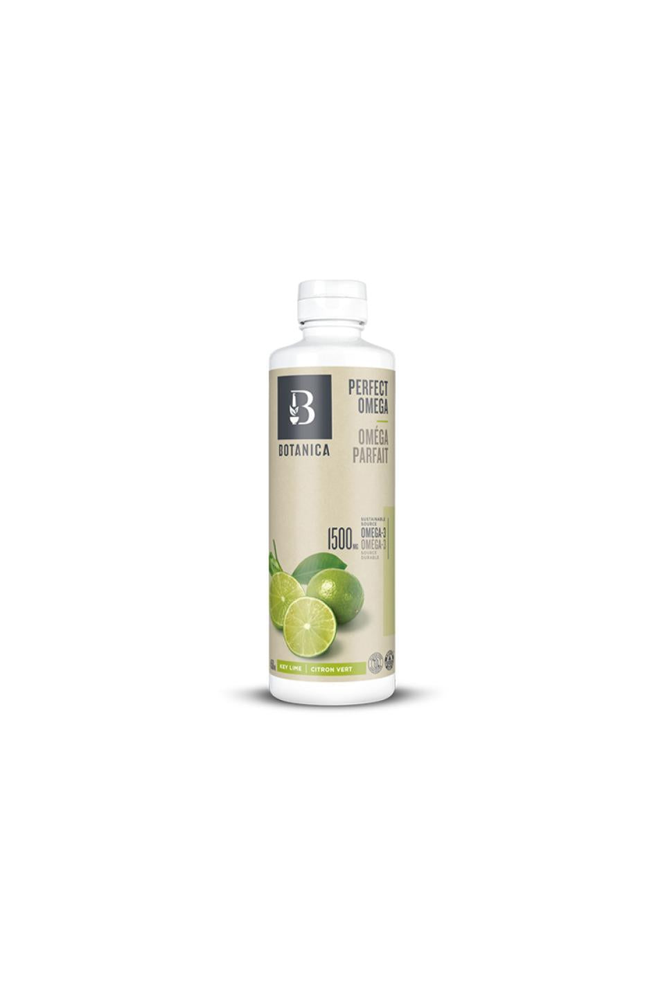 Botanica Perfect Omega - Key Lime Flavour 450ml