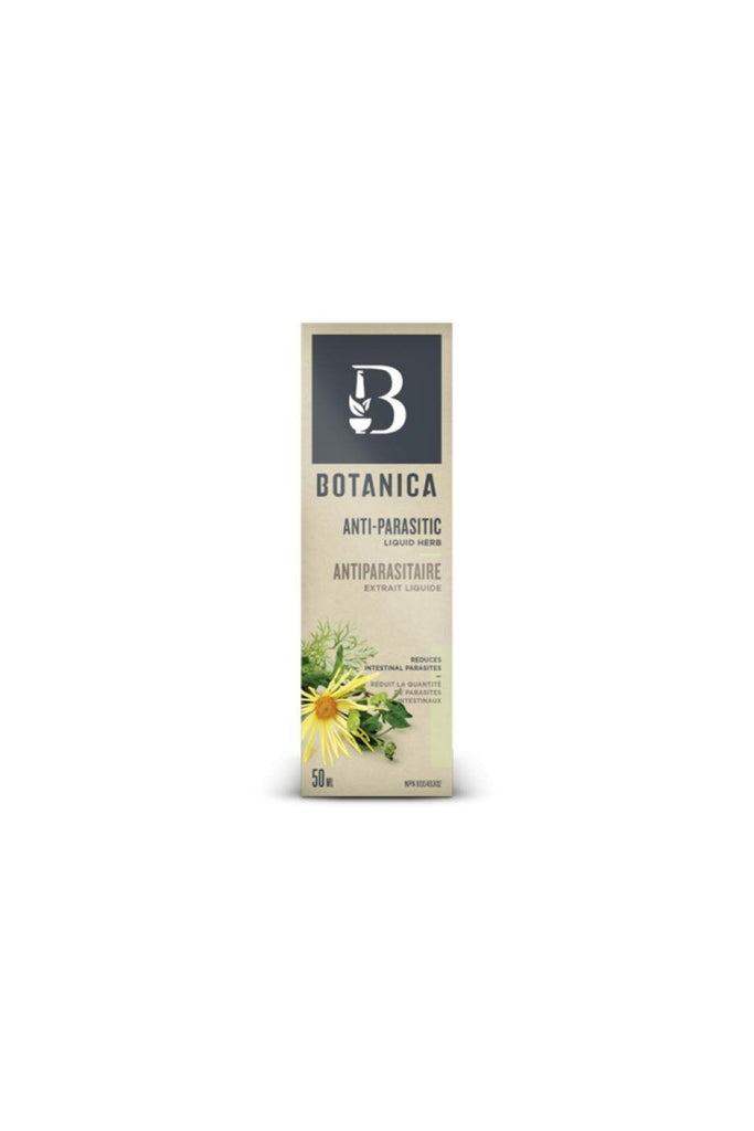 Botanica Anti-Parasitic 50ml