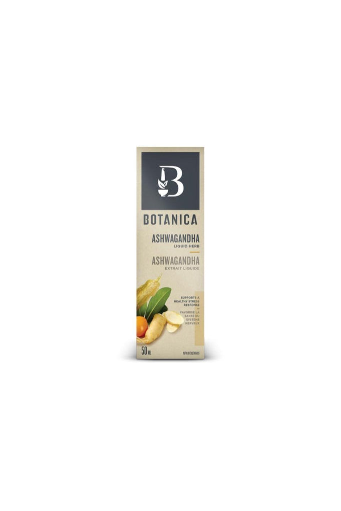 Botanica Ashwagandha Liquid Herb 50ml