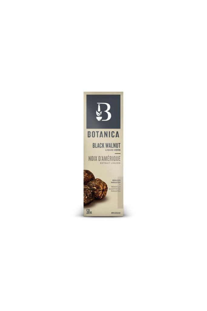 Botanica Black Walnut Liquid Herb 50ml