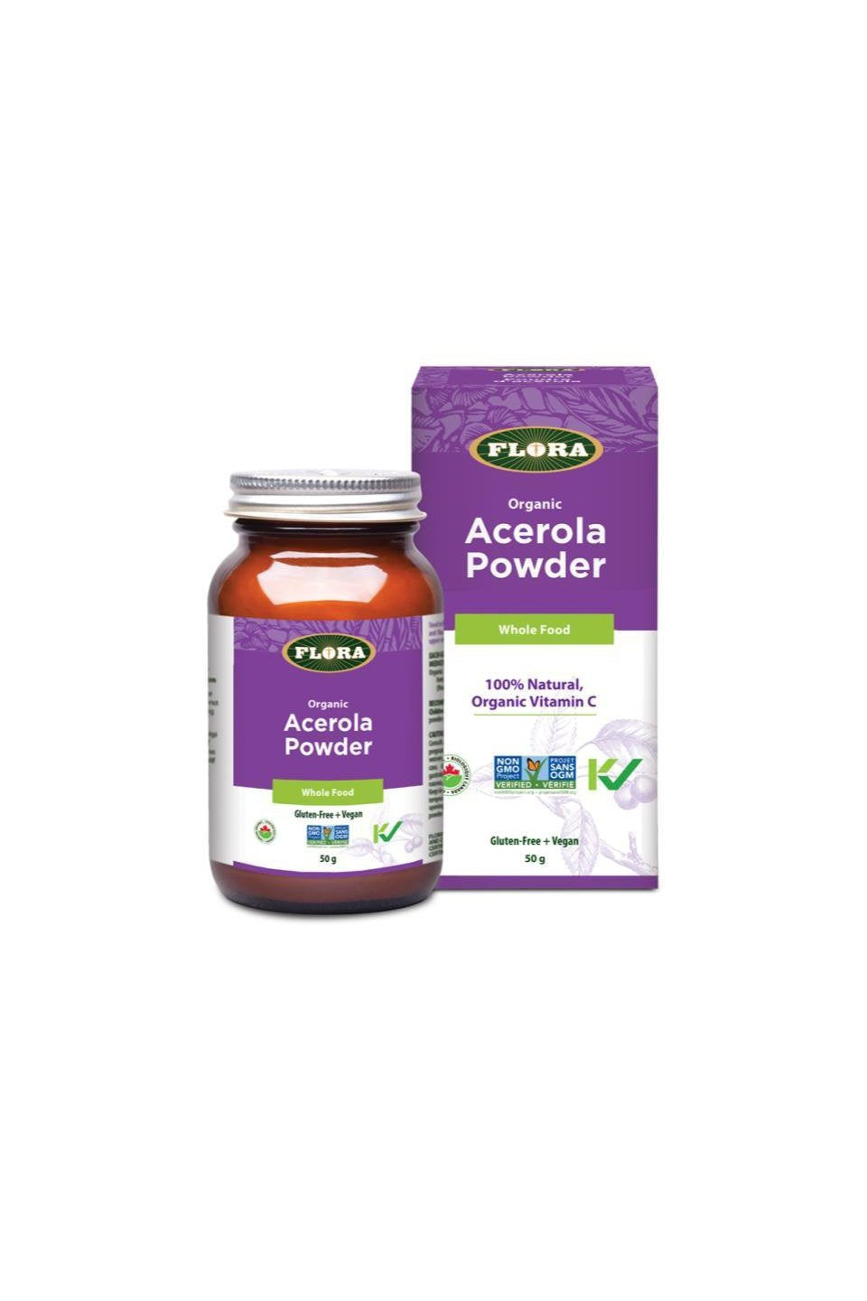 Flora Acerola Powder 50g
