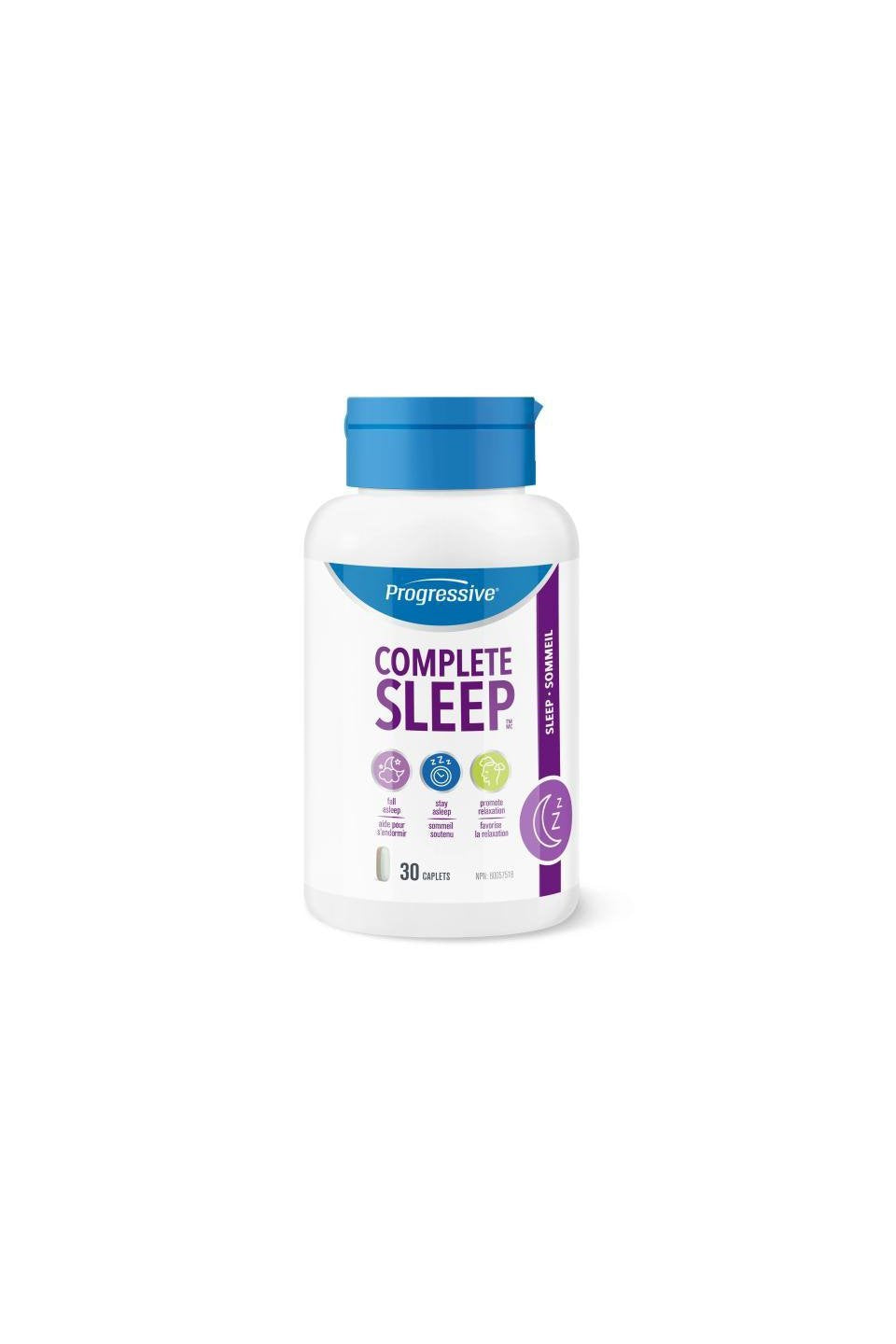 Progressive Complete Sleep 30s