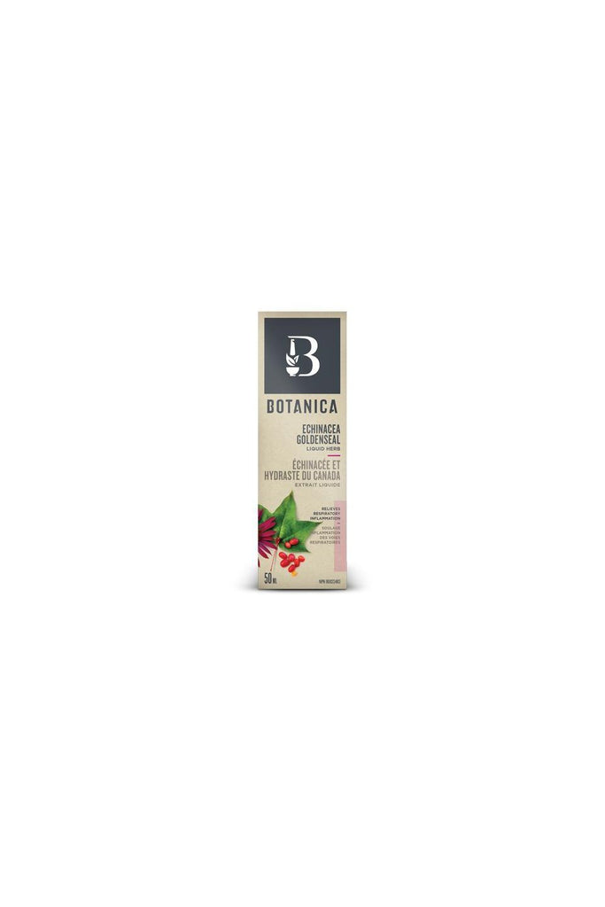 Botanica Echinacea Goldenseal Liquid Herb 50ml