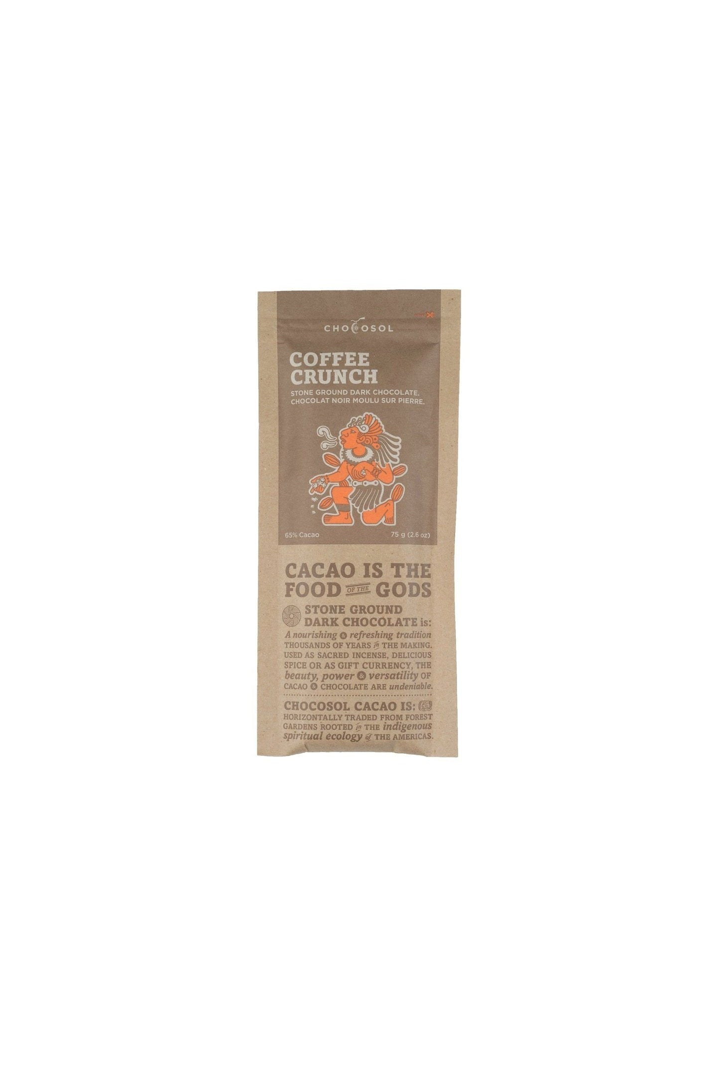 Chocosol Coffee Crunch 75g