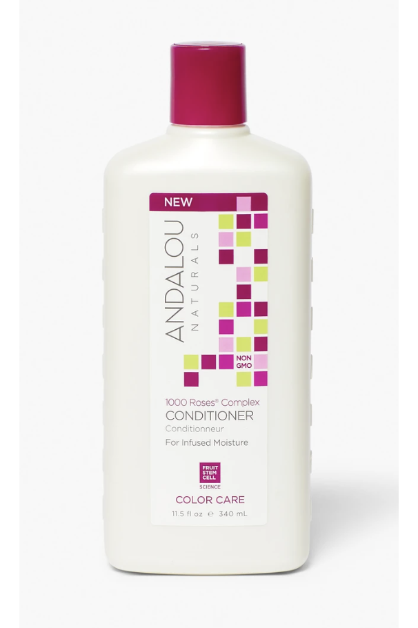 Andalou 1000 Roses Complex Colour Care Conditioner 340ml