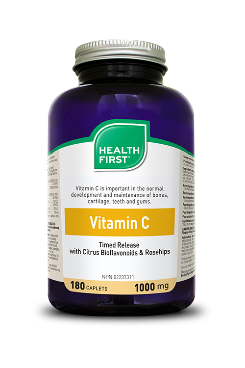 Health First Vitamin C 1000mg 180s