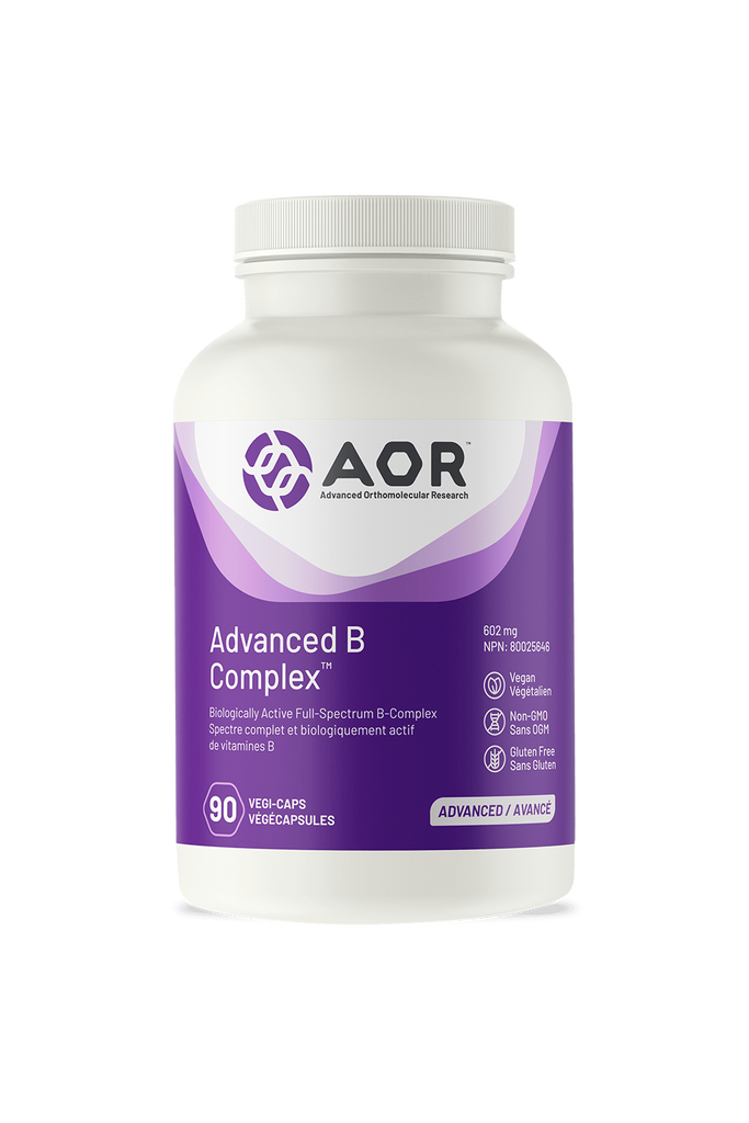 AOR Advanced B Complex 90s