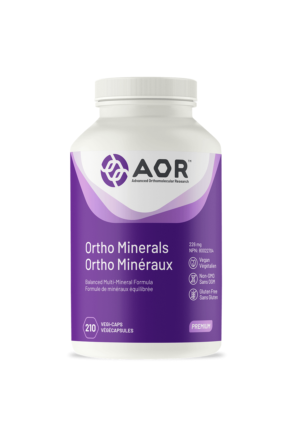 AOR Ortho Minerals 210s