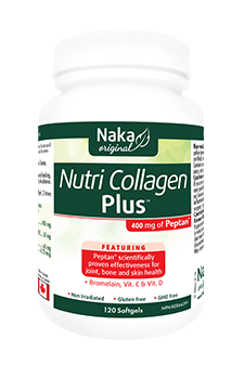 Naka Nutri Collagen Plus 120s