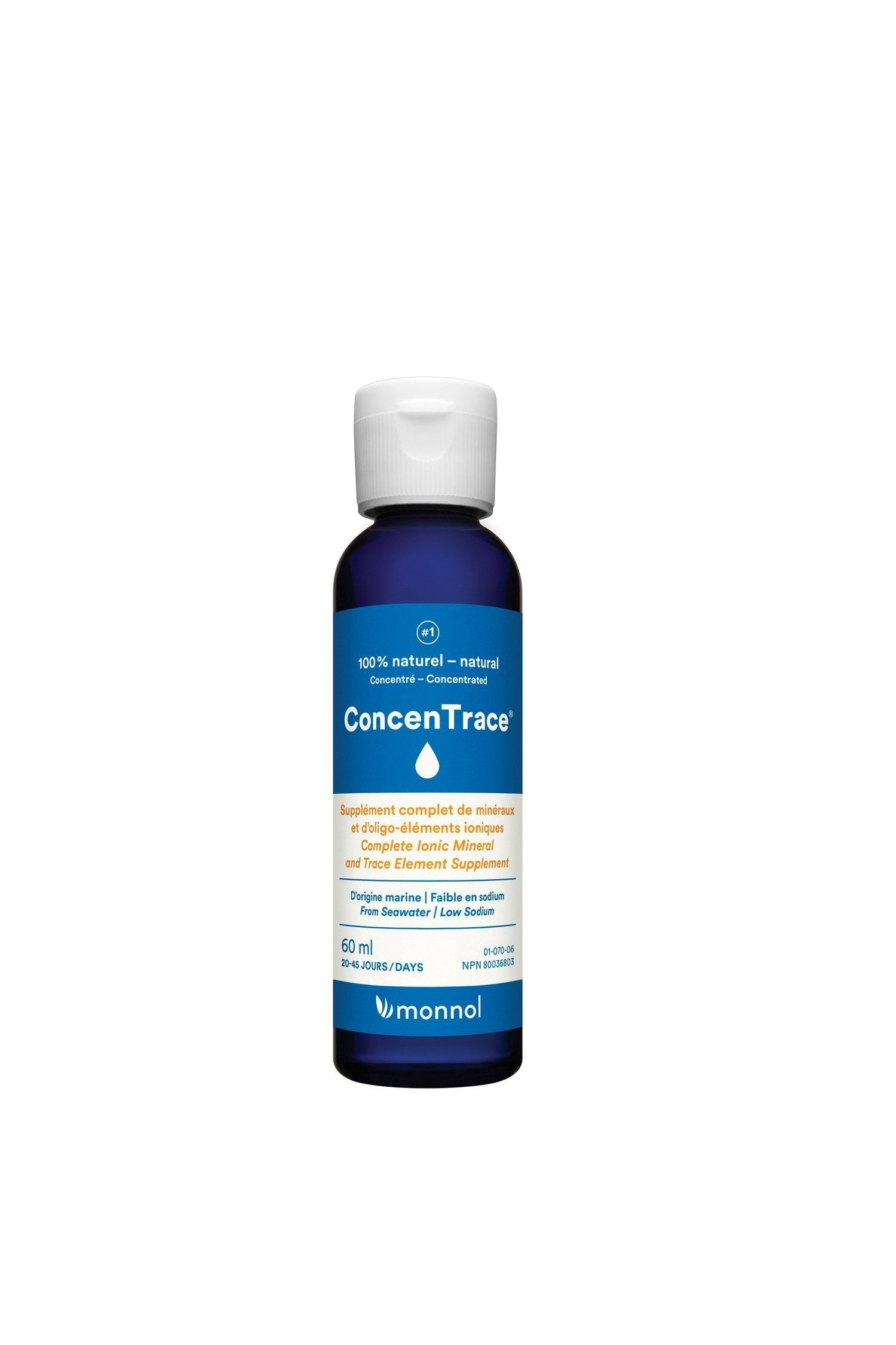 Trace Minerals Research Concentrace 60ml