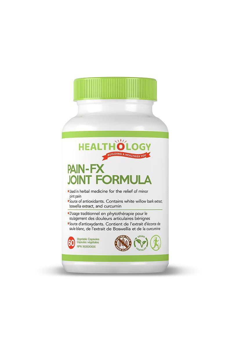 Healthology Pain-FX Joint Formula 60s