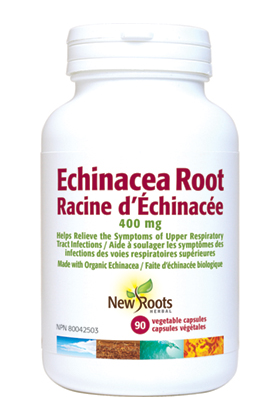 New Root Echinacea Root 90s