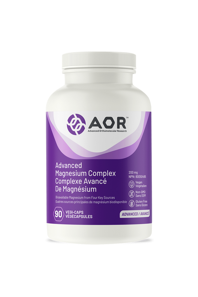 AOR Advanced Magnesium Complex 90s