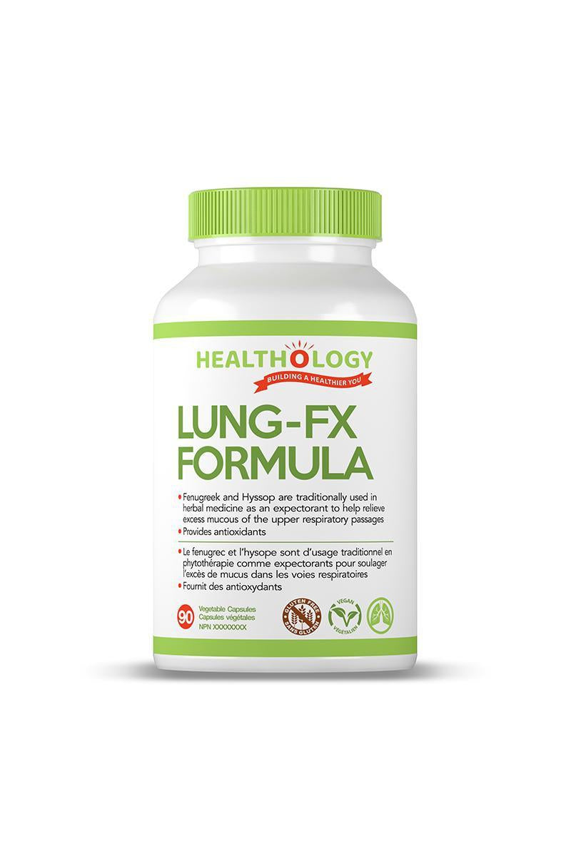 Healthology Lung-FX 90s