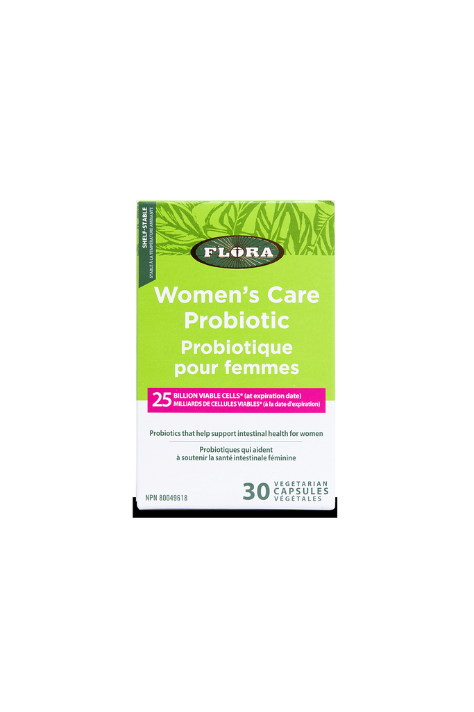 Flora Women's Care Probiotic 30s
