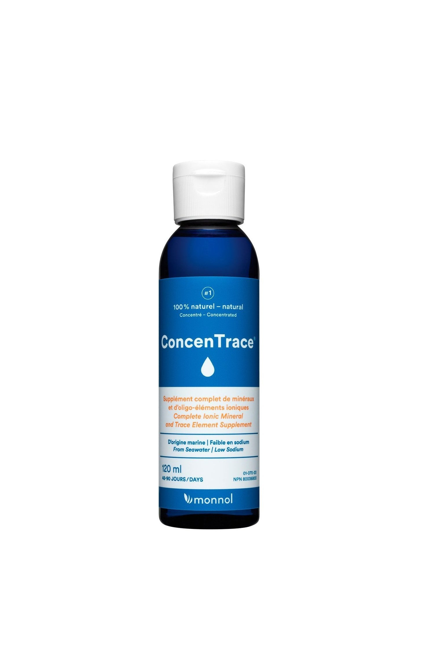 Trace Minerals Research ConcenTrace 120ml