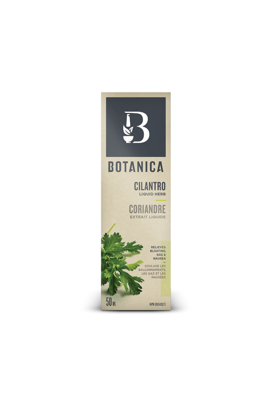 Botanica Cilantro Liquid Herb 50ml