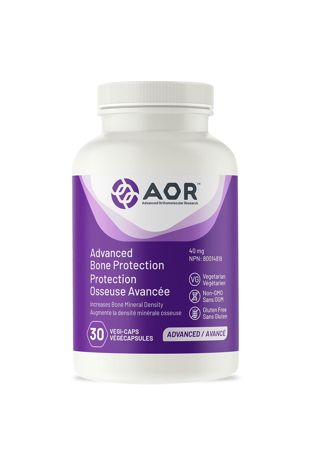 AOR Advanced Bone Protection 30s