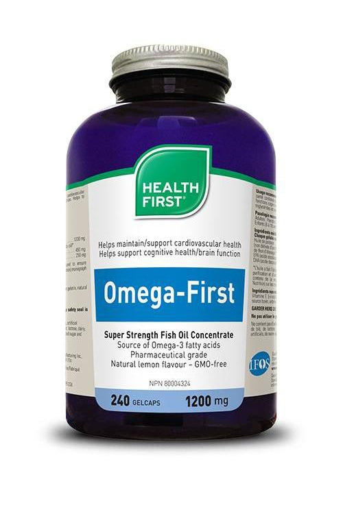 Health First Omega-First 240s