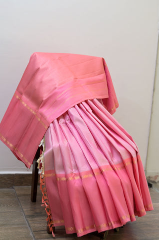Pink Kanchipuram Saree-2647