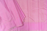 Pastel Pink Kanchipuram Saree-2392
